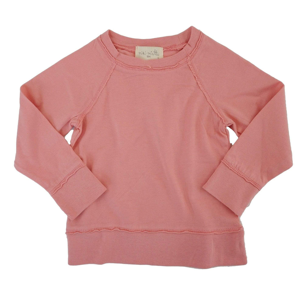 little gals Iggy Pullover Sunset