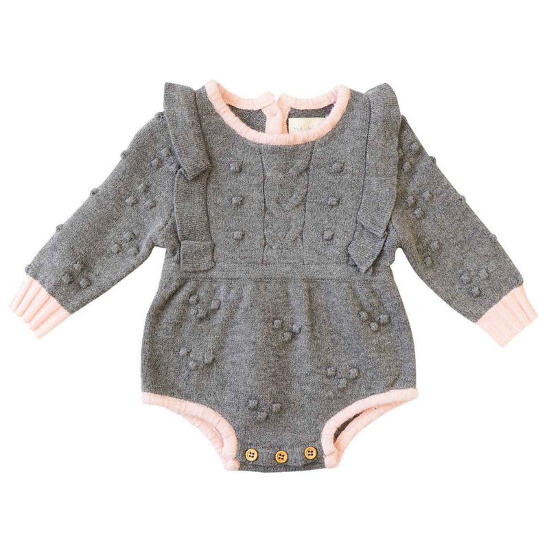 Ingrid Sweater Bubble La Cherie Grey