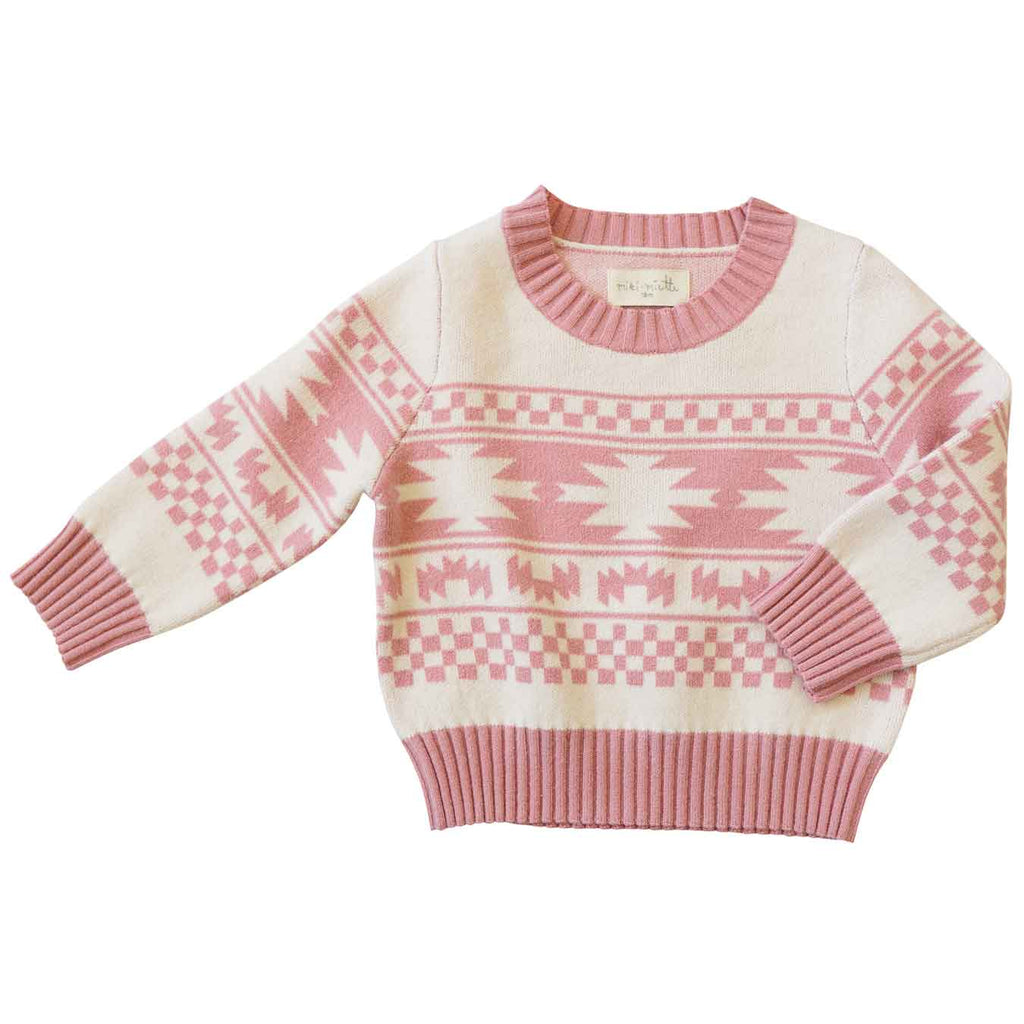 Little Gals Juni Sweater Sugar Land
