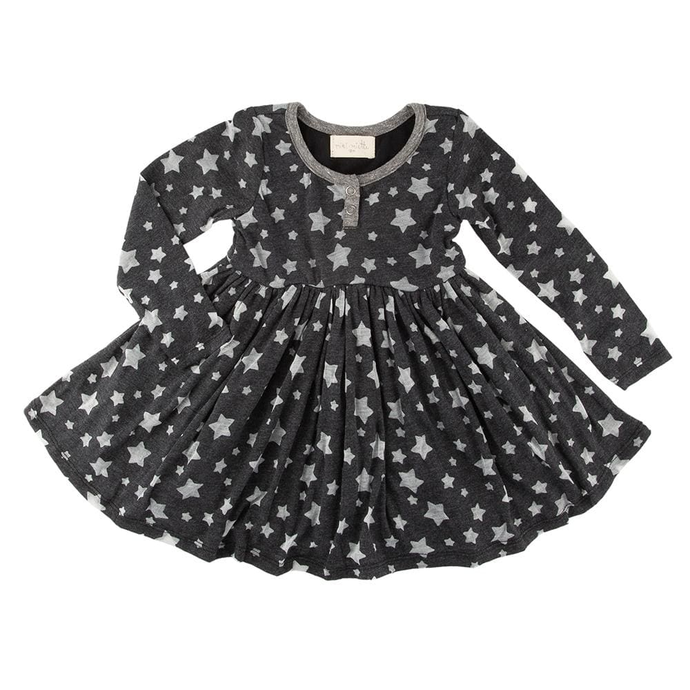 Little Gals Liv Dress Galaxy
