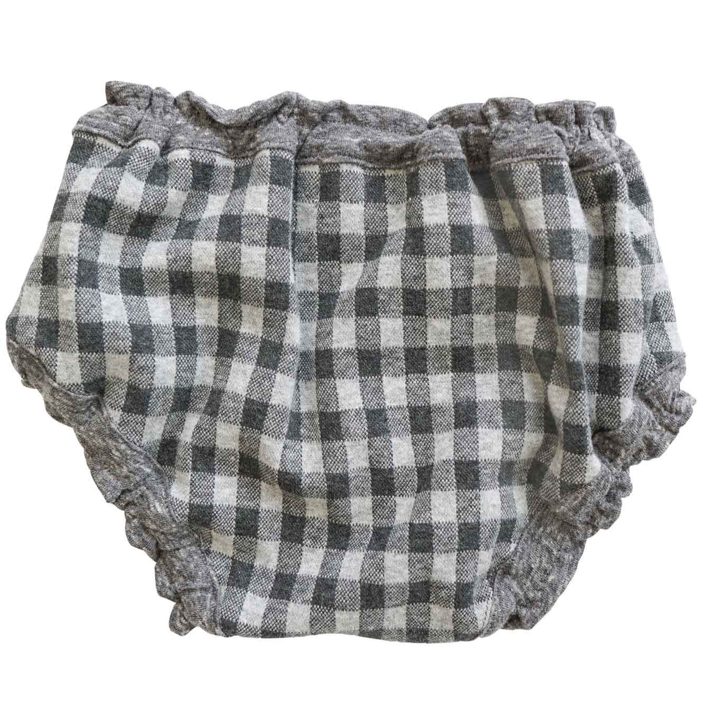 Miette Bloomer Noel Grey Check