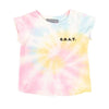 Greatest of All Time Pink Tie Dye
