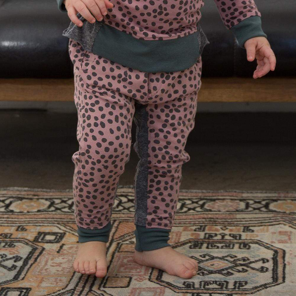 Little Gals Pau Jogger Jungle