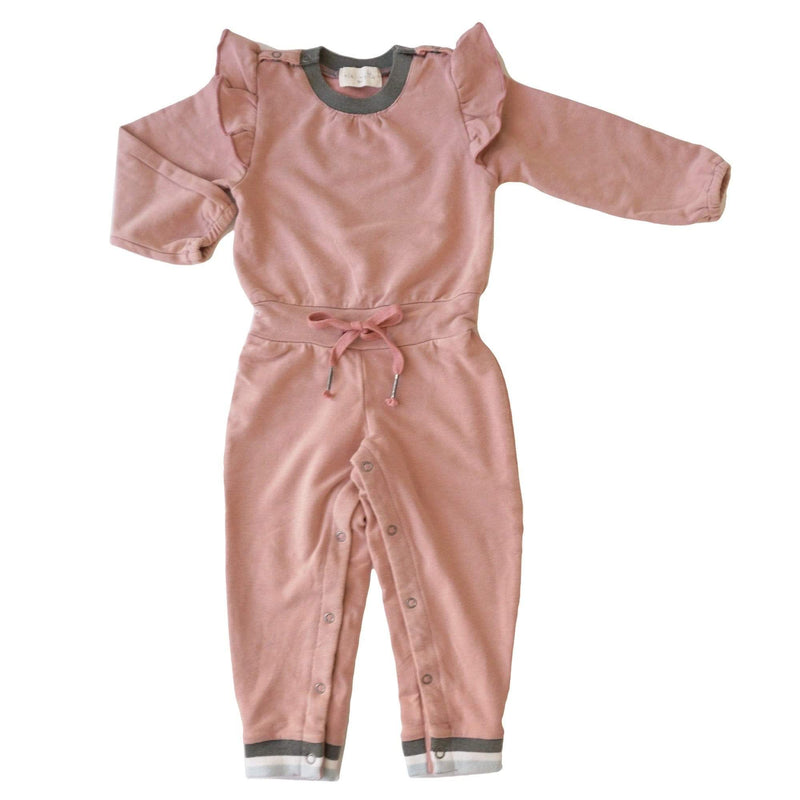 Little Gals recess / 3m Asha Jumpsuit Recess