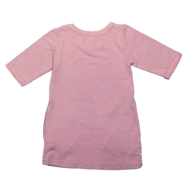 Little Gals Rey Dress Desert Sand