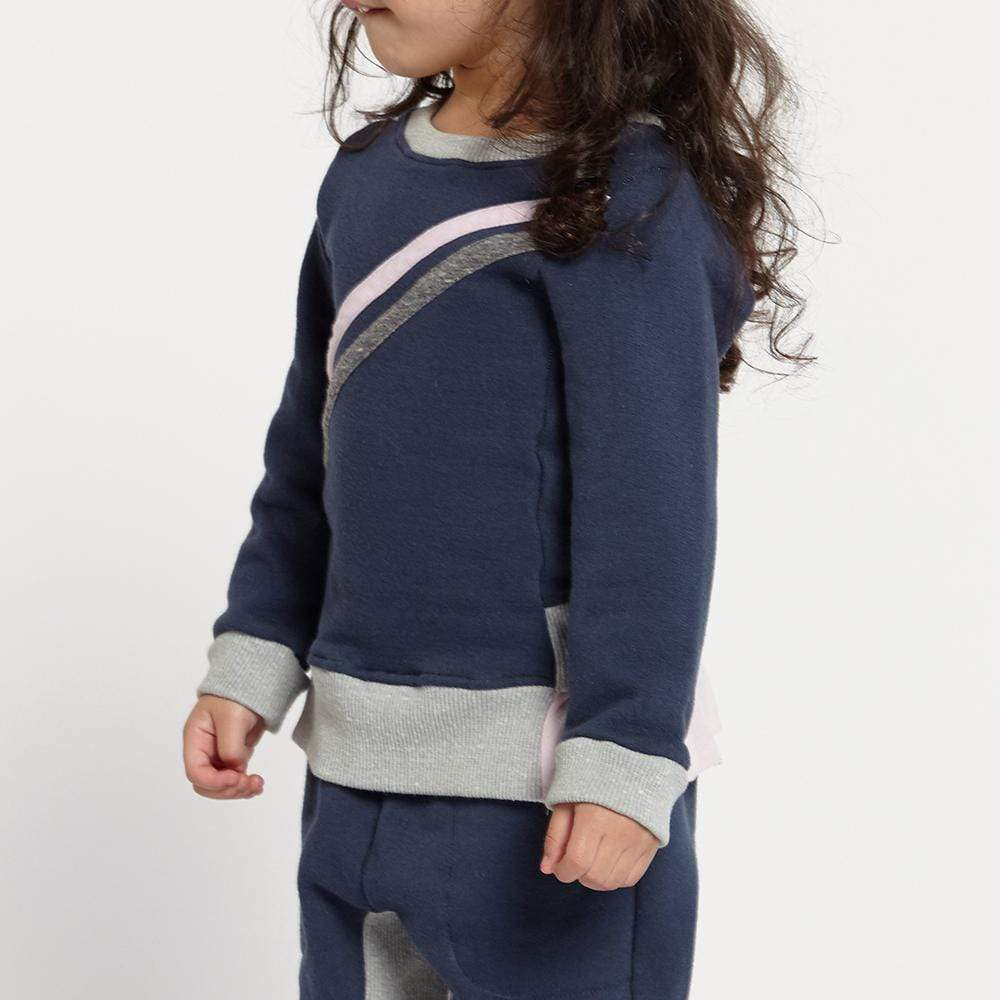 Little Gals Rylie Sweatshirt Bayside High