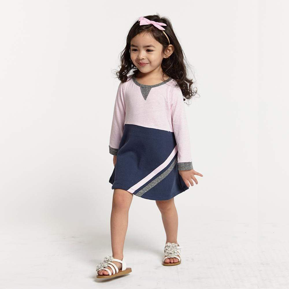 Little Gals Talia Dress Bayside High