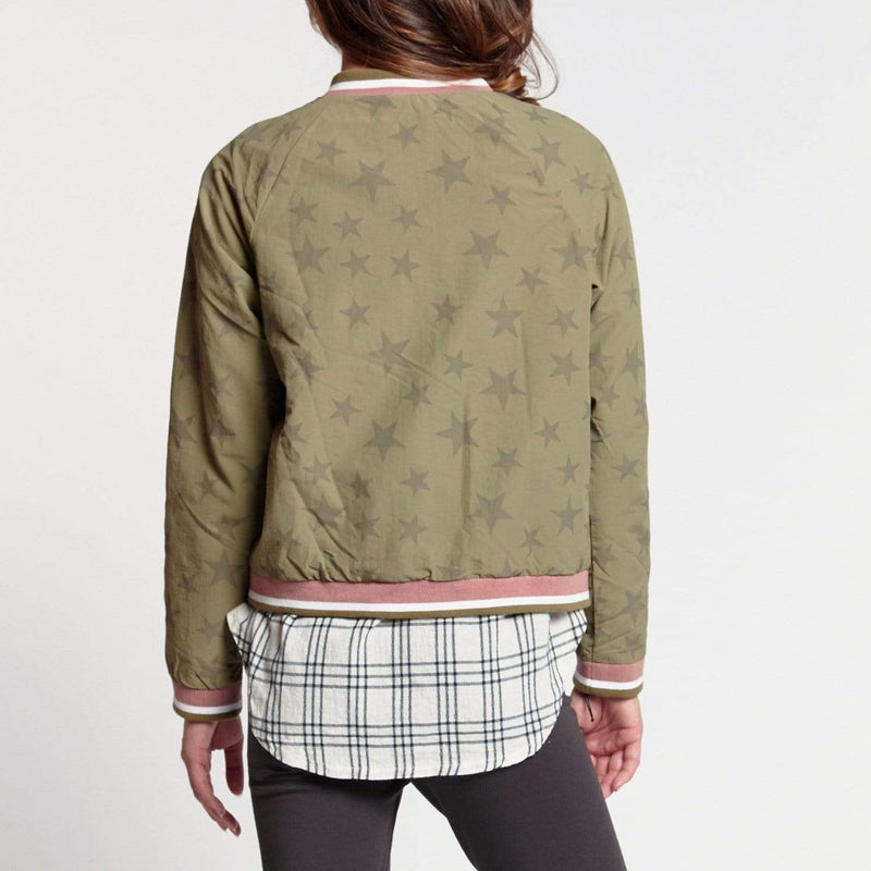 Womens Goldie Women's Bomber Recess