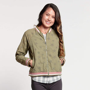 Womens recess / Small Goldie Women's Bomber Recess