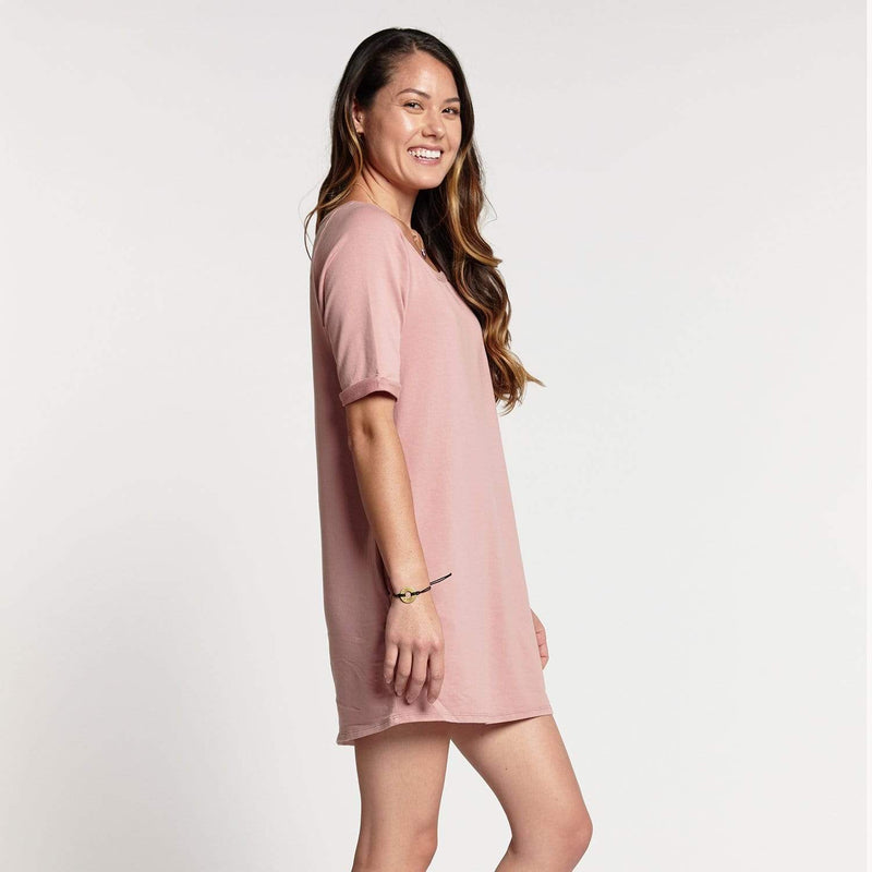 Rey Women's Dress Desert Sand