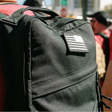Load image into Gallery viewer, GoRuck Patch - Reflective Reverse Flag
