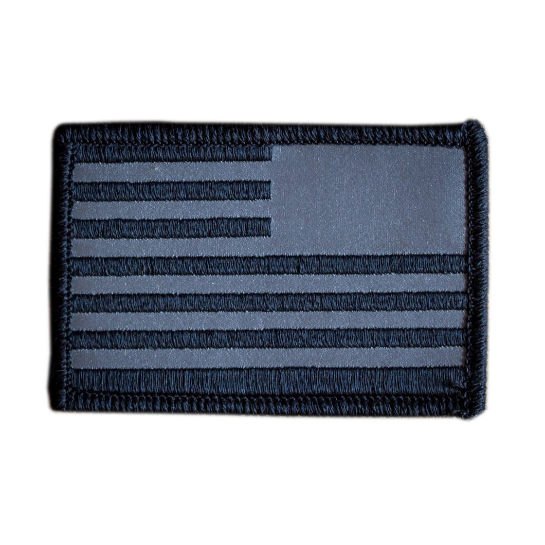 GoRuck Patch - Reflective Reverse Flag