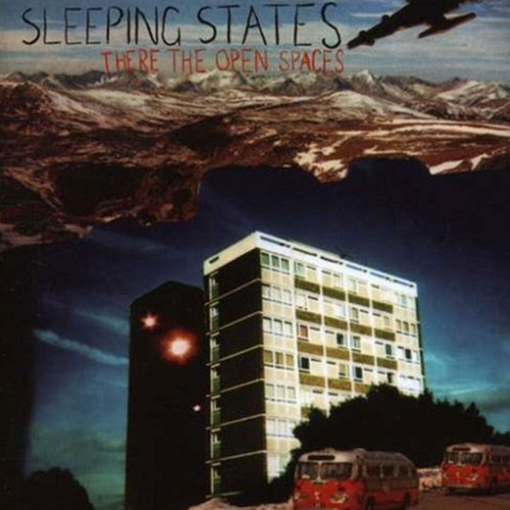 "Sleeping States - ""There the Open Spaces"""