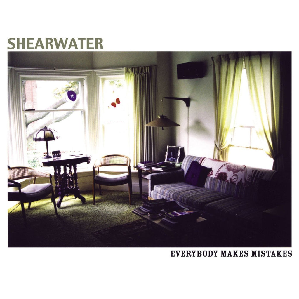 "Shearwater - ""Everybody Makes Mistakes"""