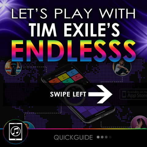 Let's Play With Endlesss App From Tim Exile