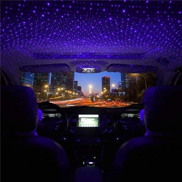 Star Car Projector