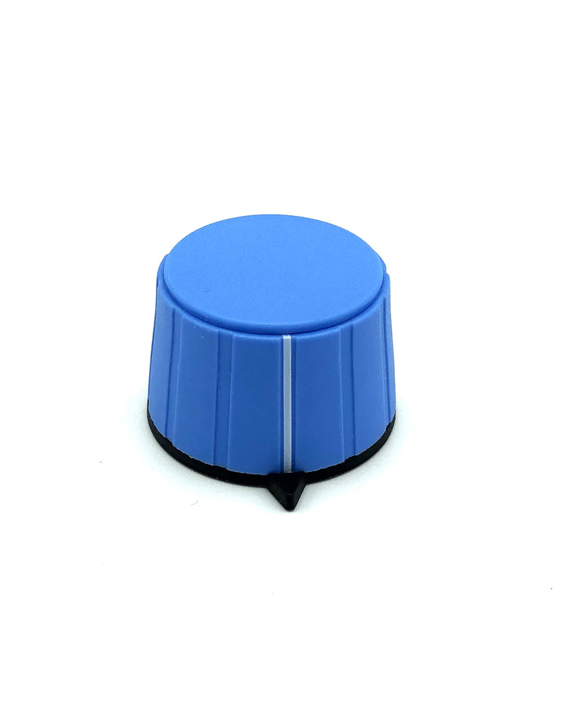 Bio-Med Devices Blender Knob and Cap (Blue)