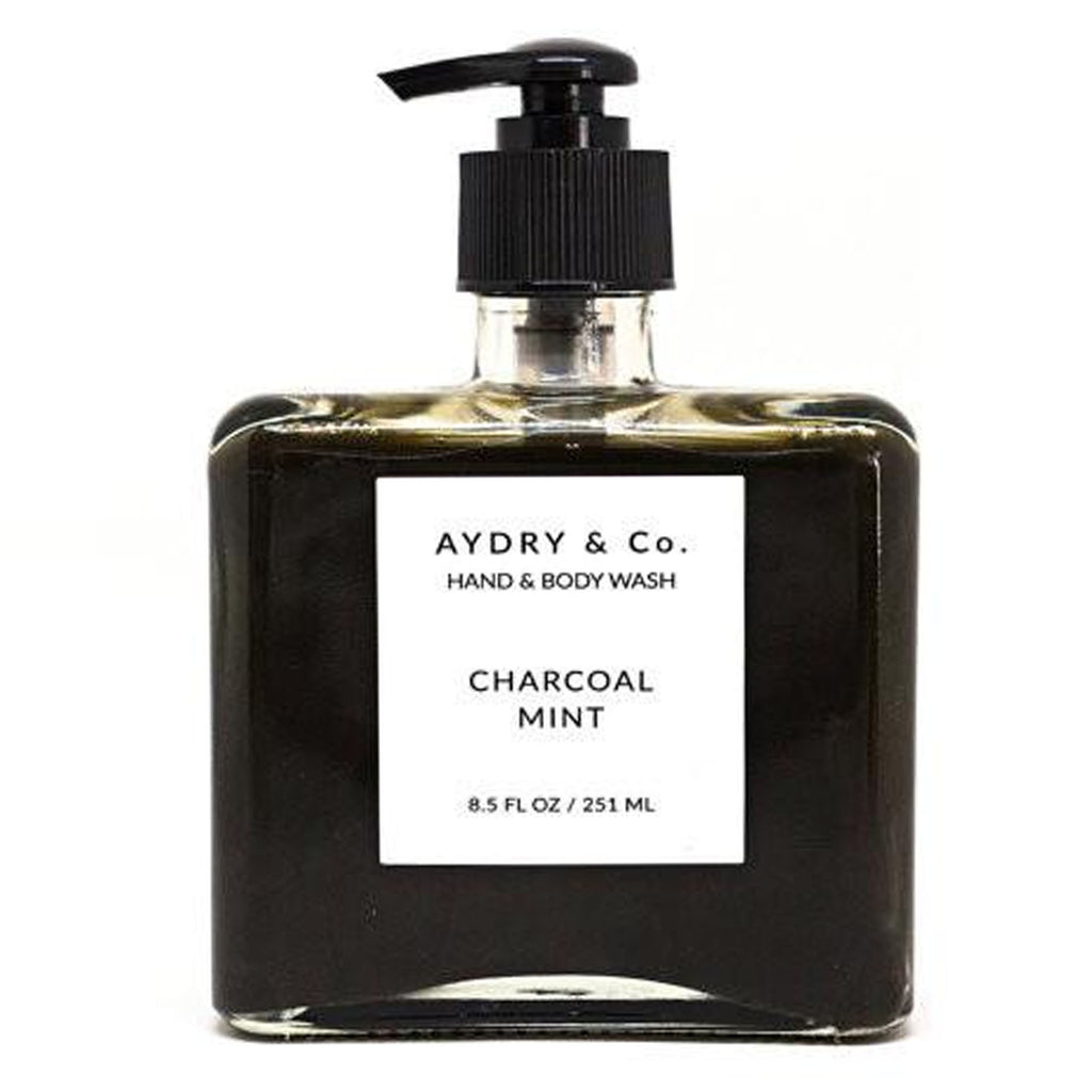 Charcoal Mint Hand & Body Wash