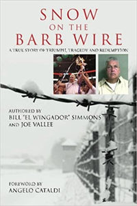 Snow on the Barb Wire available on Amazon