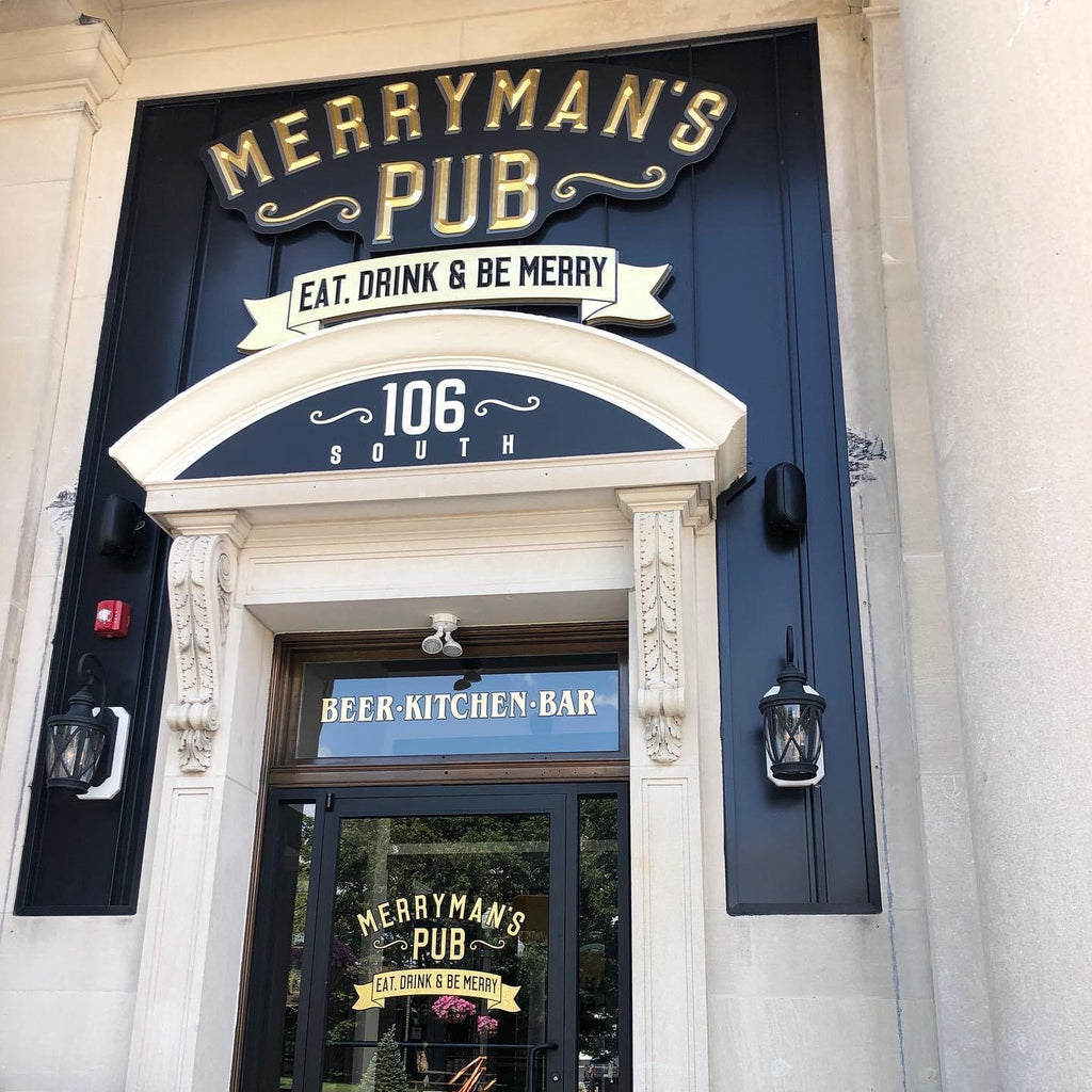 EL Wingador Sauces Join Merryman's Pub Menu