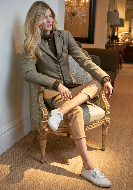 Formal Tweed Jacket