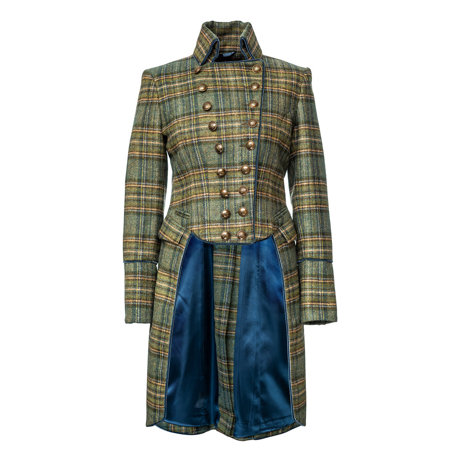 Bonaparte Tailcoat Highland Fling