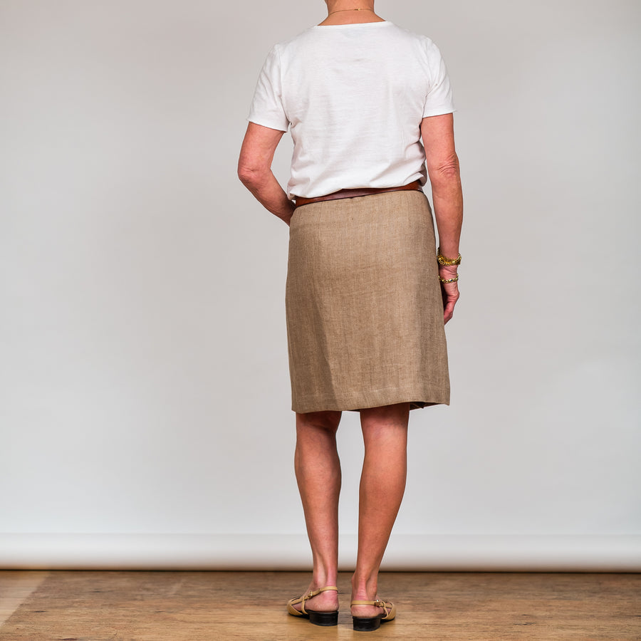 Finch Wrap Skirt