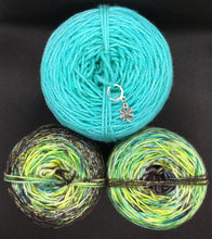 Load image into Gallery viewer, Bjayzl Shawl Kit - Teal We Meet Again
