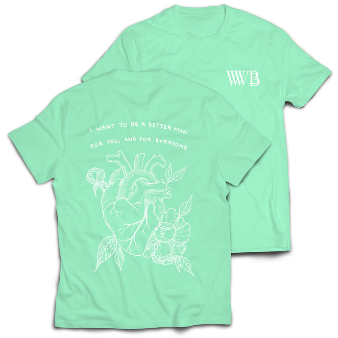 Mint Tee - Boketo Media