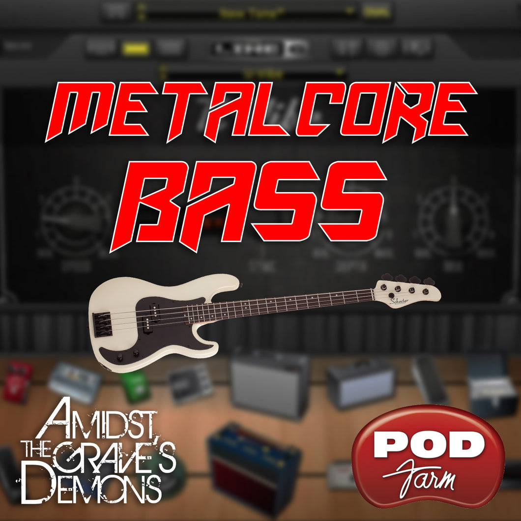 BokeTones - Metalcore Bass Tone - Boketo Media