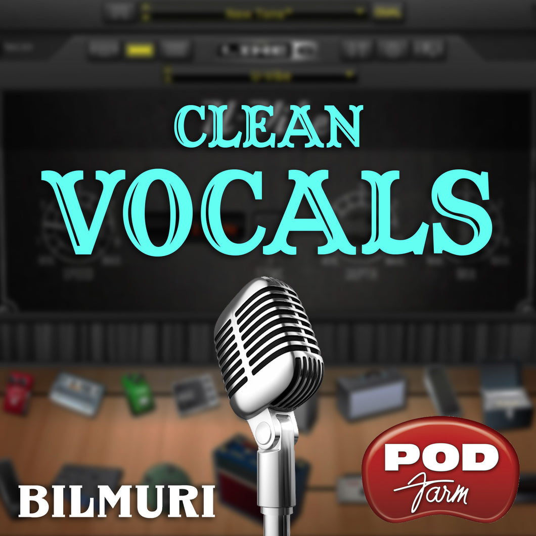 BokeTones - Clean Vocal Chain - Boketo Media