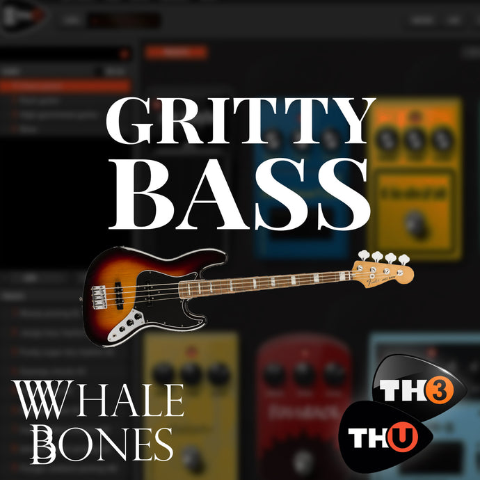 BokeTones - Gritty Bass Tone - Boketo Media