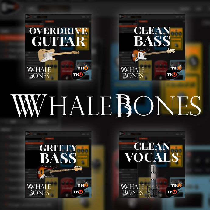 BokeTones - The Whale Bones Bundle - Boketo Media