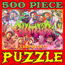 Load image into Gallery viewer, Eggy 500 Piece Puzzle - Boketo Media