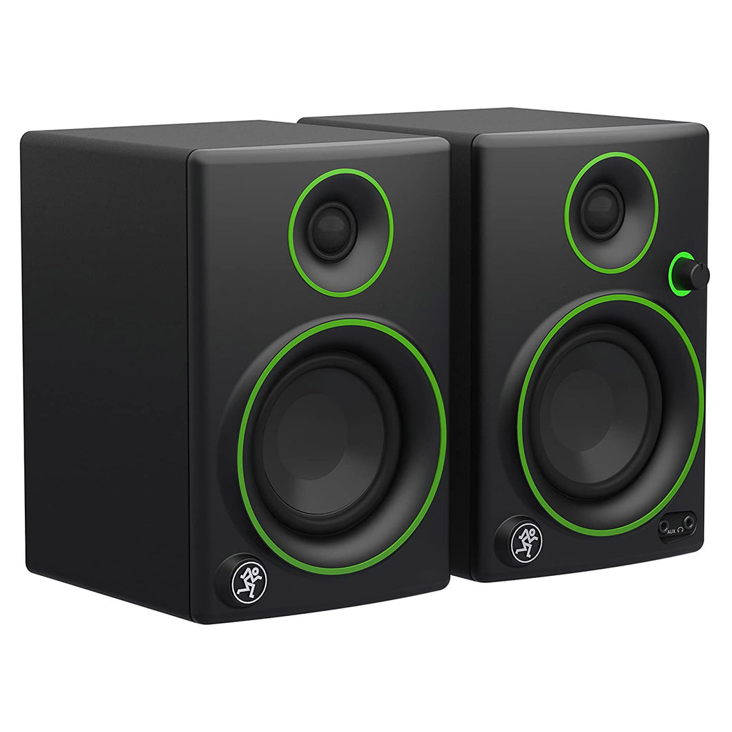 Mackie CR3 Studio Monitors - Boketo Media