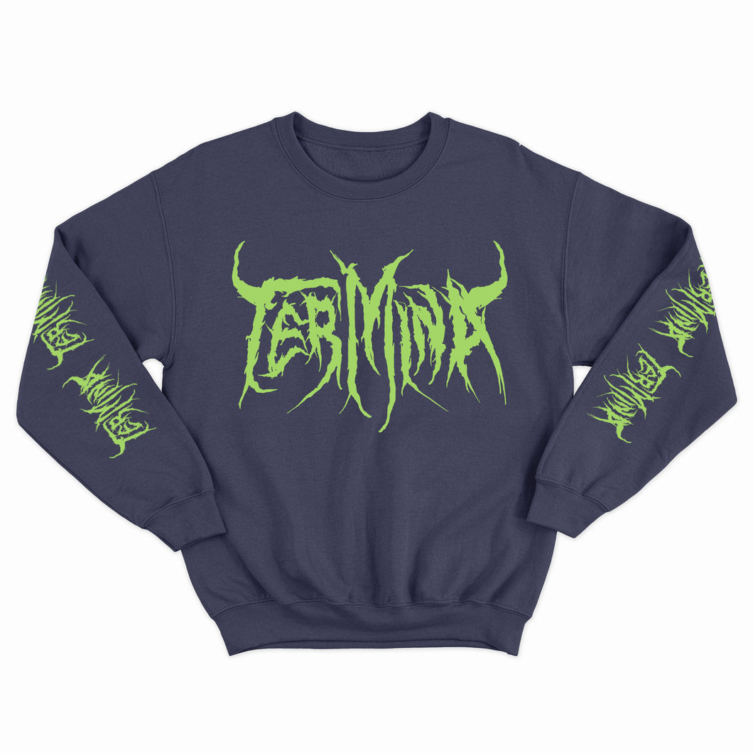 Deathcore Sweatshirt - Boketo Media
