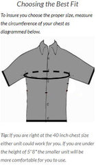 Swing Jacket Sizing Guide