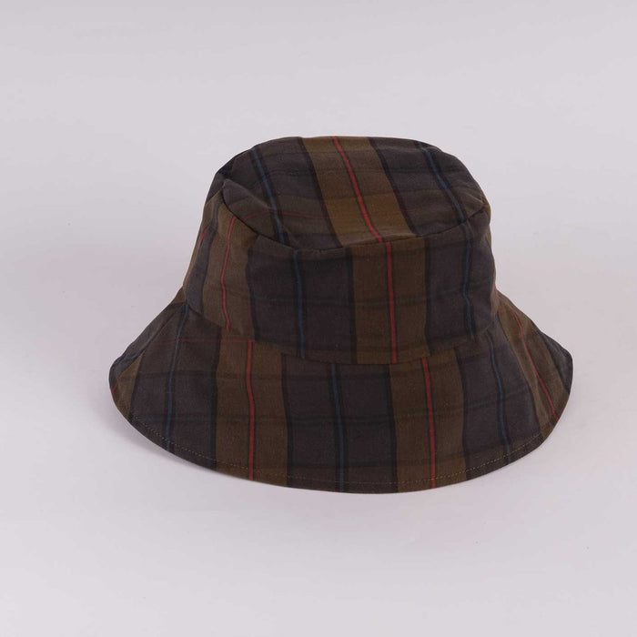 IONA CHECK BUCKET HAT