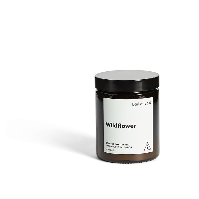 WILDFLOWER - SOY WAX CANDLE - 170ML