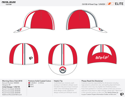 MGCC Cycling Cap