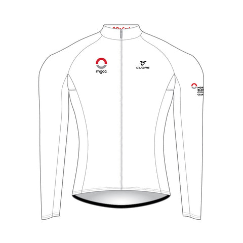 SILVER LEVEL MEN CYCLING L/SLEEVE SOFT SHELL JACKET
