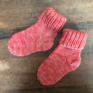 Baby/Toddler Socks, 100% Merino