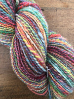 Load image into Gallery viewer, Full Rainbow Hand-Dyed Worsted Weight Wool Yarn