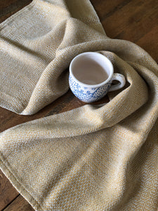 Original Seven Twills Tea Towel, Linen Cotton & Hemp