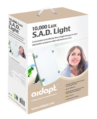 Aidapt 10000 Lux Large SAD Light Therapy Lamp