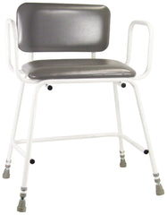 Aidapt Torbay Bariatric Perching Stool