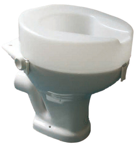 Aidapt Ashby Raised Toilet Seat