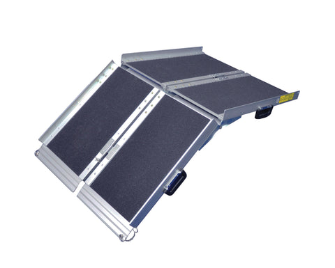 Aidapt Folding Suitcase Ramp