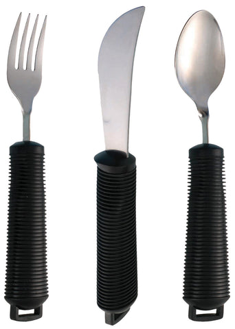 Aidapt Bendable Cutlery Set (3 piece)