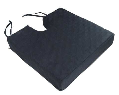 Aidapt Deluxe Pressure Relief Orthopaedic Coccyx Cushion